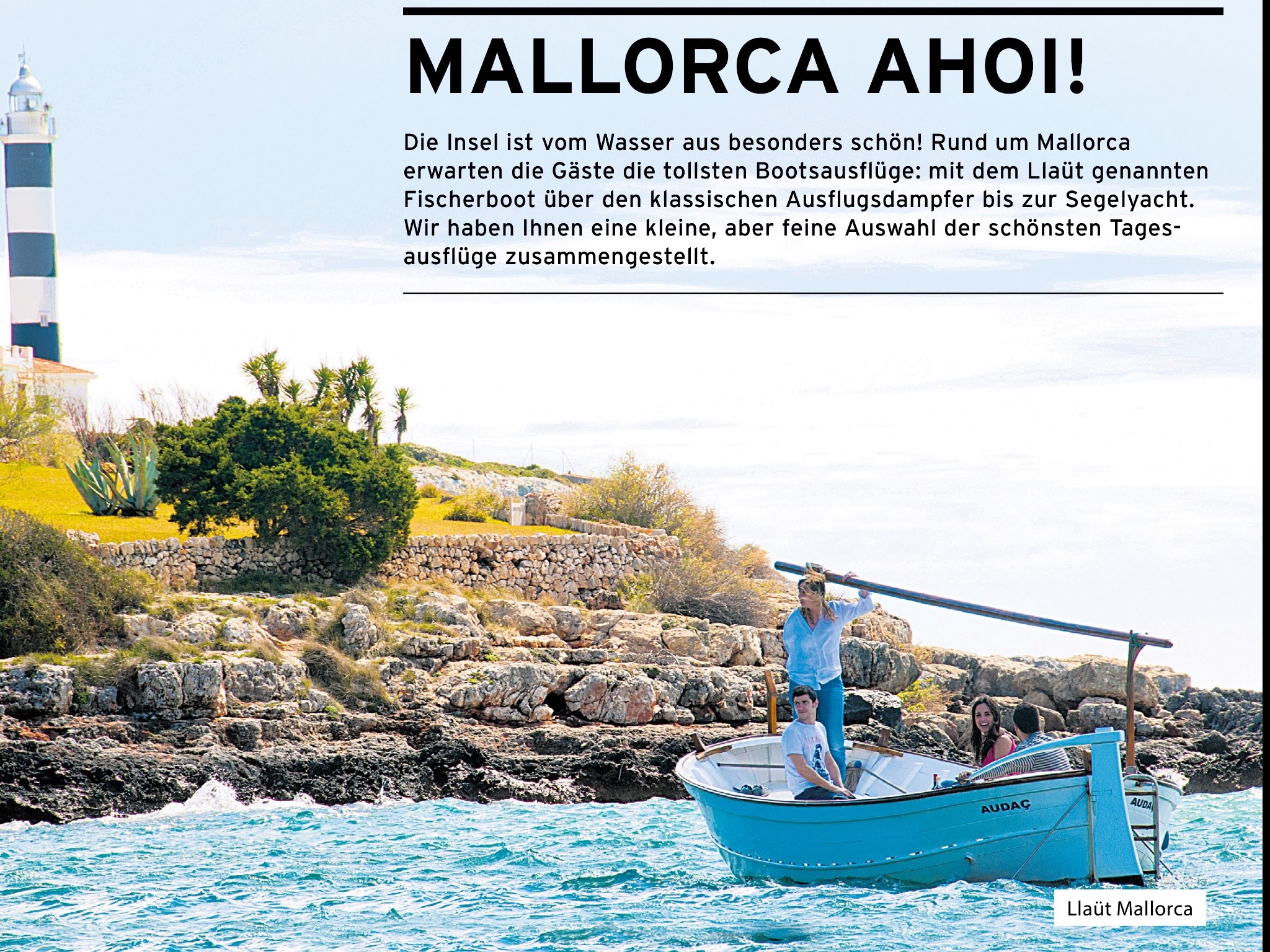 Mallorca Ahoi!