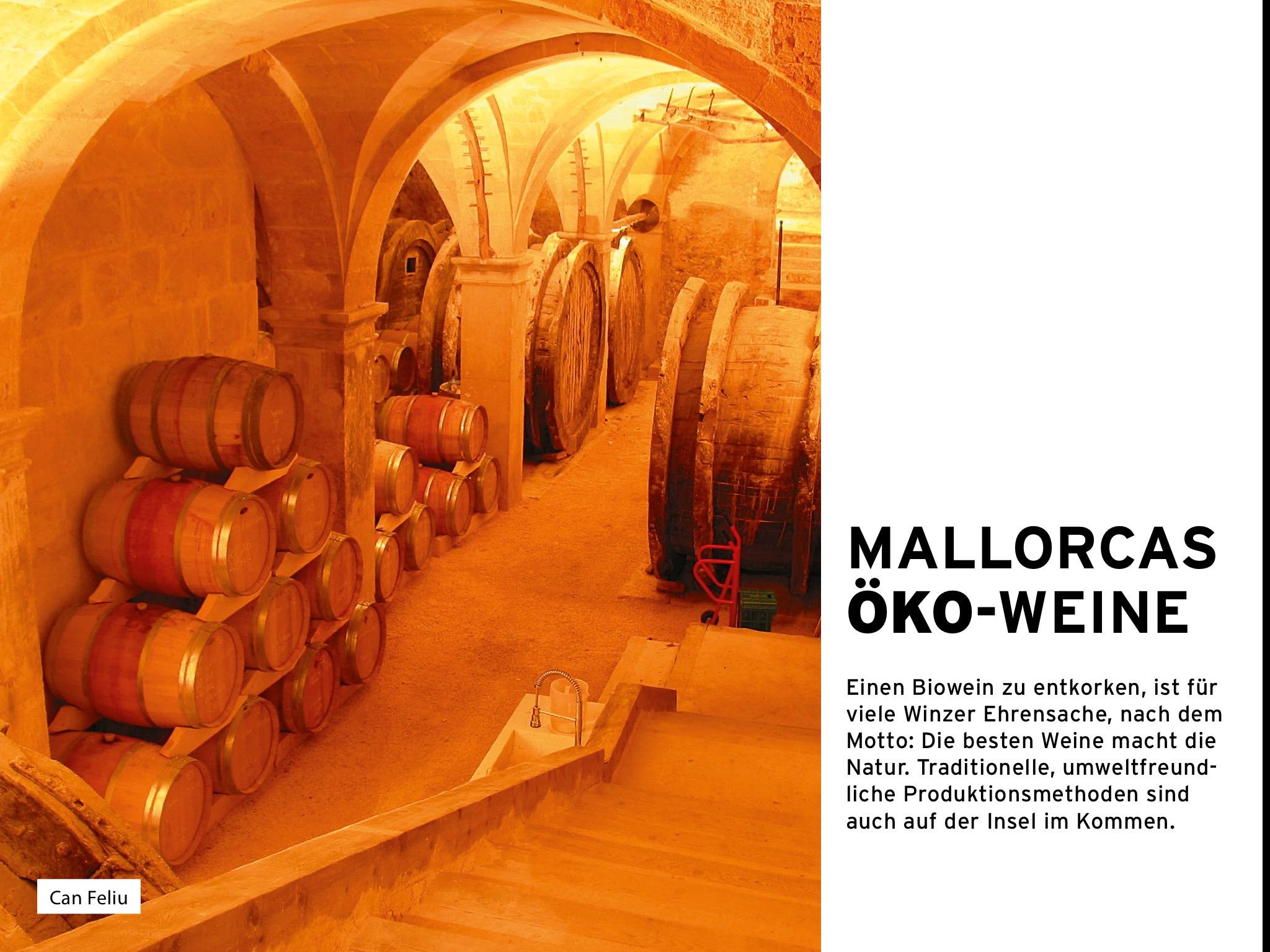 Mallorcas Öko-Weine